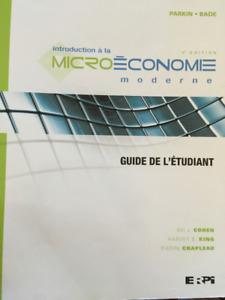Introduction à la microéconomie moderne