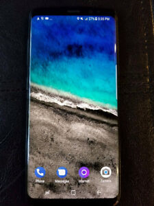 Samsung Galaxy S8 Unlocked with extras