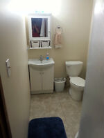 Basement suite available for monthly rental