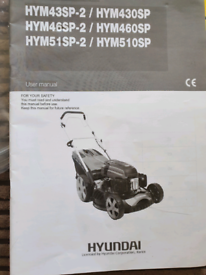 Assisted drive Lawnmower