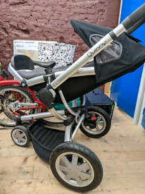 REDUCED AGAIN! Quinny Stroller excellent condition. Must go ASAP.