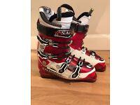 salomon impact cs100 ski boot size 7
