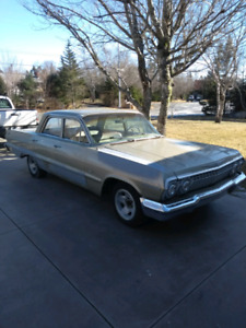 1963 Chevrolet Impala 4dr 283