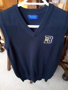St. Benedict HS Uniform - female size small - prices below