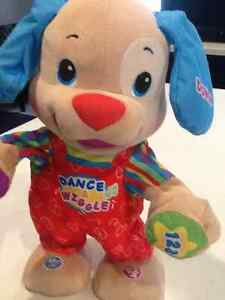 Dance and Wiggle Fischer Price Toy