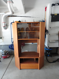 Teak Corner Entertainment Unit