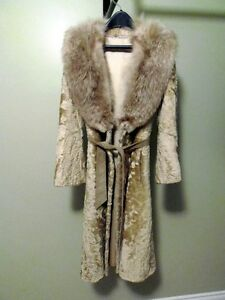 Two Vintage Ladies Fur Coats from the 60s & 70s