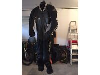 Hein Gericke leather suit