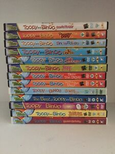 Toopy and binoo DVDs