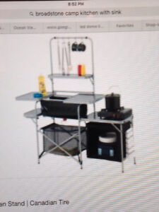 Camp kitchen for sale