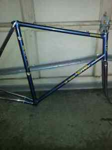 road bike frameset