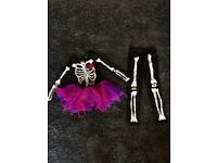 Girls Halloween costume 4years