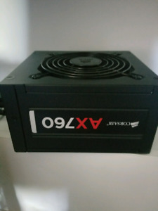 Corsair power supply psu AX760