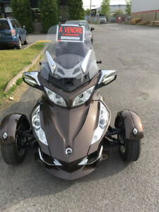2012 Can-Am Spyder RT-Limited 998cc
