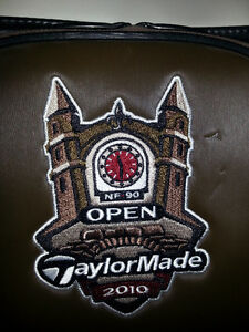 TaylorMade Golf Open Championship Staff Bag 2010 British Open. West Island Greater Montréal image 6