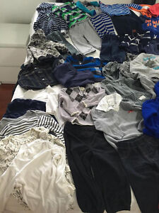 57pieces used BOYS WINTER CLOTHES 18MONTHS EXCELLENT CONDITION Kitchener / Waterloo Kitchener Area image 6
