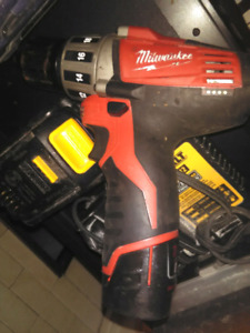 Milwaukee and other tools