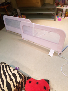 Baby / Toddler Bed Guards