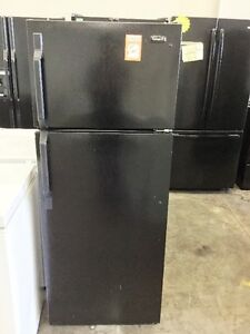 "24"" Apartment Size (Concept II) Black Fridge"