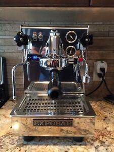Expobar Brewtus IV-P Dual Boiler Espresso Maker