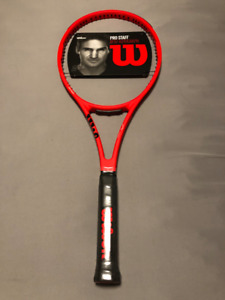 Wilson Pro Staff 97 AG-RF (2018) Limited Red Laver Cup Edition.