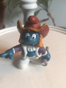 Schtroumpf rare de collection - Rare Smurf Vintage