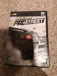 Need for speed pro street for PC