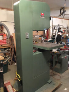 """General Canadian 20"""" Band Saw"""