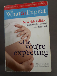 What to expect books!