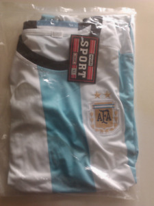 World Cup Soccer Jerseys mens new with tags
