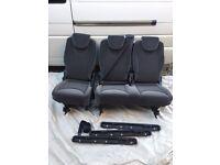 T4/T5 Isofix Folding Rear Seats