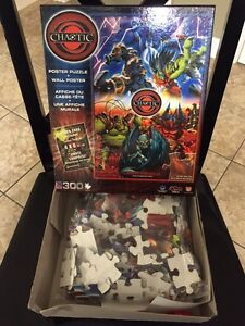 CHAOTIC 300 Piece Puzzle GREAT SHAPE!! (delete when sold) London Ontario image 1
