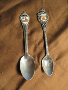 (2) Collector Souvenir Spoons from Florida  $2.oo for the pair
