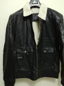 100% Sheepskin Warm Leather Jackets