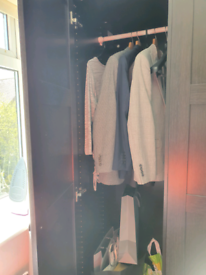 3 pieces wardrobe