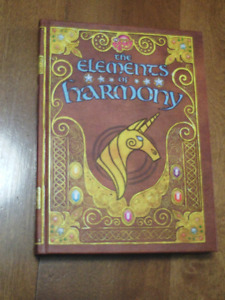 My Little Pony The Elements of Harmony Book