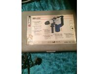 For sale one rotary hammer with rotation stop drill