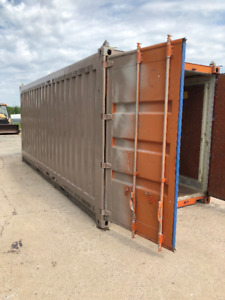 Shipping Container - Blast Proof