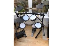 ALESIS DM5 PRO Drum Kit with FREE BENSON AMP & FREE DELIVERY IN LONDON!