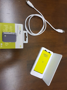 LG G5 accessories - Cam plus - Charing coffin - extra battery