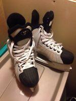 Nike size 7 men's hockey skates