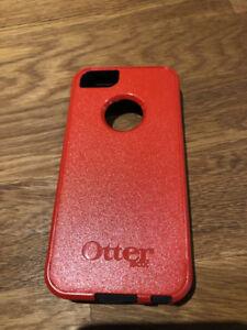 Étui OtterBox Commuter Series pour iPhone 5/5s/SE + deux étuis