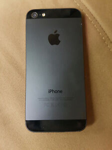 Iphone 5 (32gb) for sale!  Great condition!