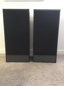 Floor standing 3-way speakers