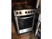 Electric oven - 50cm (49cm) wide 60cm deep