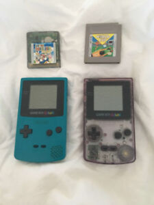 2 Game Boy Colors