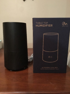 Humidifier with an Aromatherapy tray