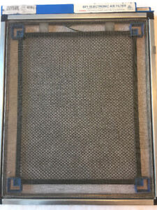 SEARS ELECTRONIC AIR FILTER