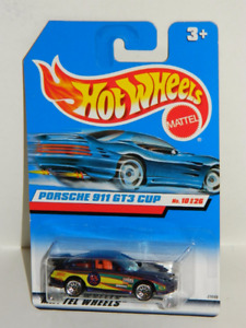 Hot Wheels 1/64 Porsche 911 GT3 Cup Diecast Car