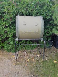 Excellent  Original Full Sized Tumbler Composter